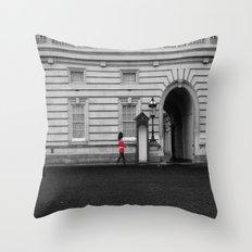 Royal Guard. Throw Pillow
