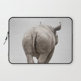 Rhino Tail - Colorful Laptop Sleeve