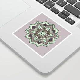 Elven Mandala Sticker