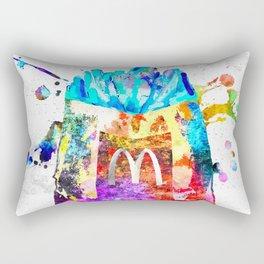 McDonald's Fries Rectangular Pillow
