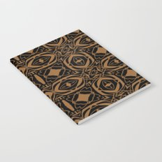 Black and Bronze 2666 Notebook