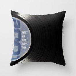 Vinil Movies 3 Throw Pillow