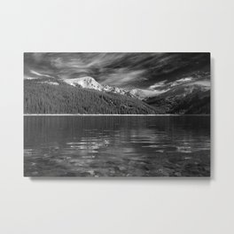 Jefferson Lake Metal Print