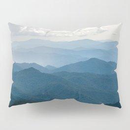 Smoky Mountain National Park Nature Photography Pillow Sham