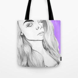 Devil(rose) Tote Bag