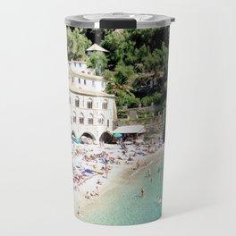 San Fruttuosso Abbey Travel Mug