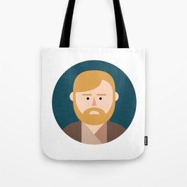 Obi-Wan Kenobi Tote Bag