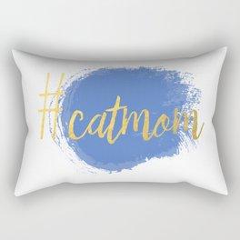 #CATMOM Rectangular Pillow