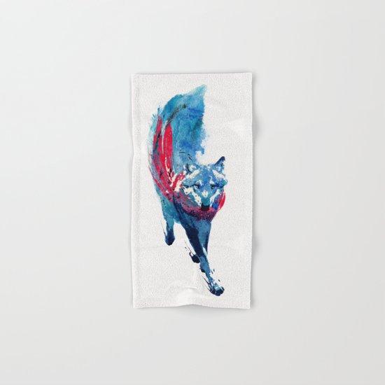 Lupus Lupus Hand & Bath Towel