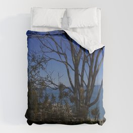 So Near, Yet So Far #2 (Chicago Northerly Island Collection) Comforters