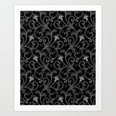 Black & White II Art Print
