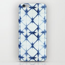 Shibori Thirteen iPhone Skin