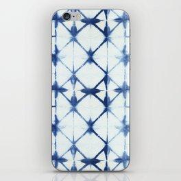 Shibori Thirteen iPhone Skin