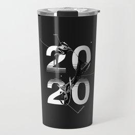 2020 :: grayscale anomaly Travel Mug