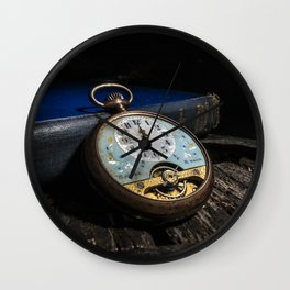 Time Peace - Pun intended Wall Clock