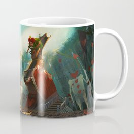 The Queen of Hearts Coffee Mug