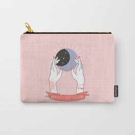 The Power of Girls Carry-All Pouch