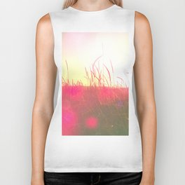 Will You Stay With Me, Will You Be My Love Among the fields of barley Biker Tank