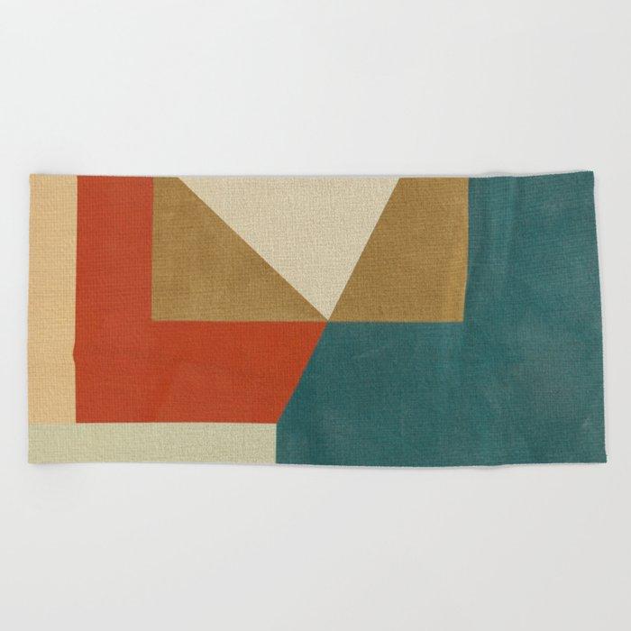 Elements Beach Towel