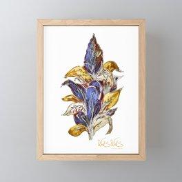 GOLDEN TOBACCO Framed Mini Art Print