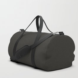 Cedar Creek ~ Dark Taupe Duffle Bag