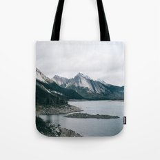 Jasper National Park Tote Bag