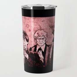 Doctor Who - One, Two, Three and Four Travel Mug