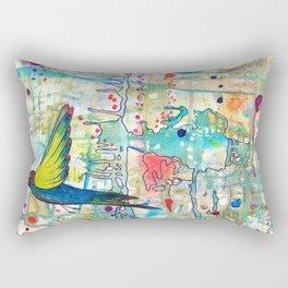 faire surface Rectangular Pillow