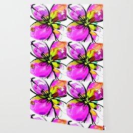 Ecstasy Bloom No.17e by Kathy Morton Stanion Wallpaper