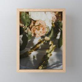 In The Mood For Romance - Fall Framed Mini Art Print