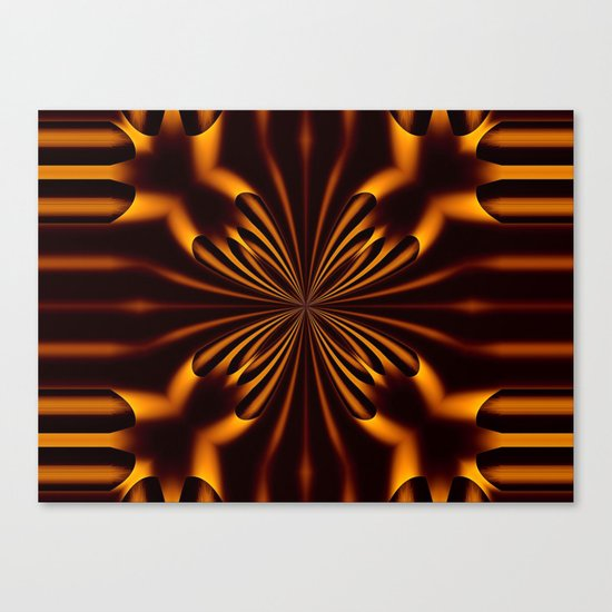 Light and Shade Canvas Print