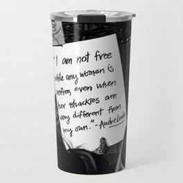 WOMEN'S MARCH 2018 Travel Mug