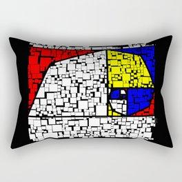 Plasticized Fibonacci Pure Rectangular Pillow