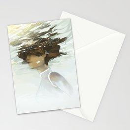 Korra III Stationery Cards
