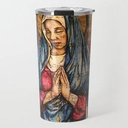 Ave Maria Travel Mug