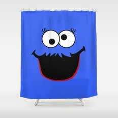 Gimme Those Cookies Girl! Shower Curtain