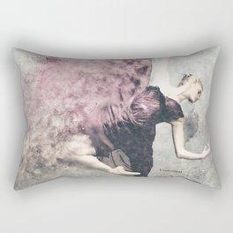 Dancing on my own Rectangular Pillow