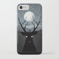 bambi iPhone & iPod Cases featuring Bambi by Rowan Stocks-Moore