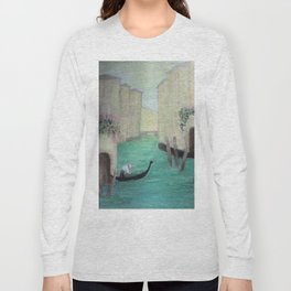 Canal view Long Sleeve T-shirt