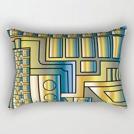 Odo Panel Rectangular Pillow