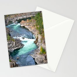 River's Edge Stationery Cards
