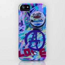 Love & Wynwood iPhone Case