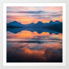 Until Daybreak Comes Art Print