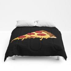 Pizza Comforters
