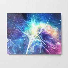 Stardust Energy Metal Print