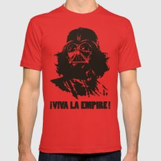 Viva la Empire! Red LARGE Mens Fitted Tee