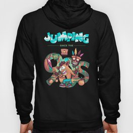 Jumping Since The 90s Hoody