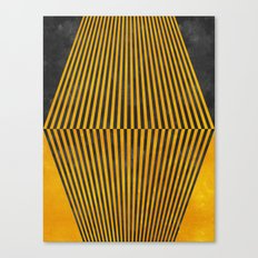 Geometric Soul Mates Canvas Print