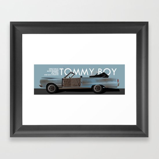 Tommy Boy by boojtastic
