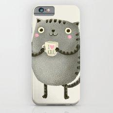 I♥kill (brown) iPhone 6 Slim Case